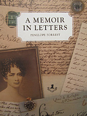 A memoir of letters Penelope Forest