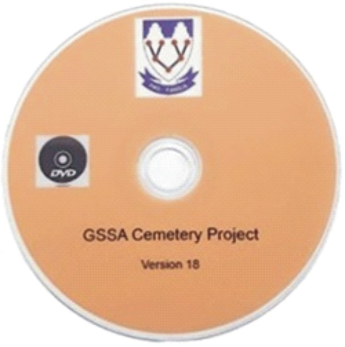GSSA DVD PROJECT
