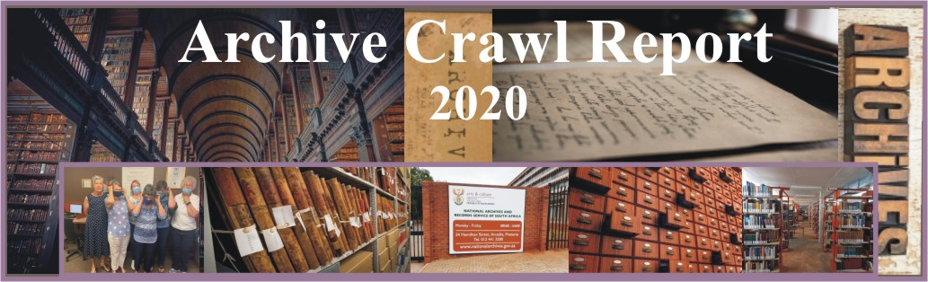 Archive Crawl